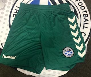 Adult Away Shorts (XXL)