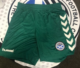 Adult Away Shorts (Large)