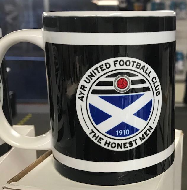 AUFC Mug (Black)