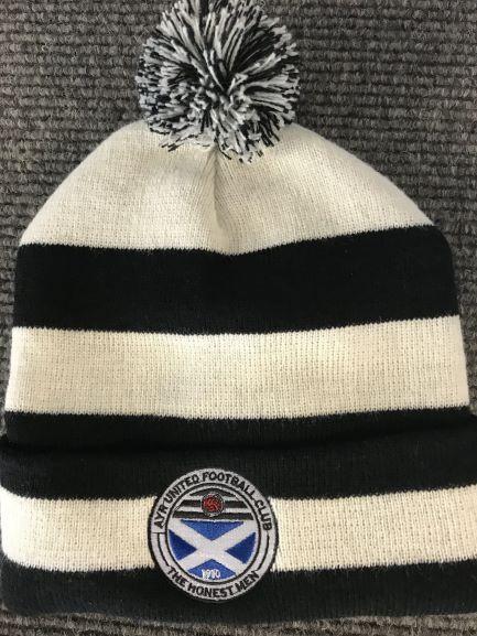 Bobble Hat (Stripes)