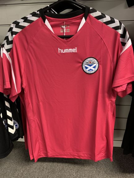 Hummel Authentic Charge Poly Jersey Bright Rose (Large)