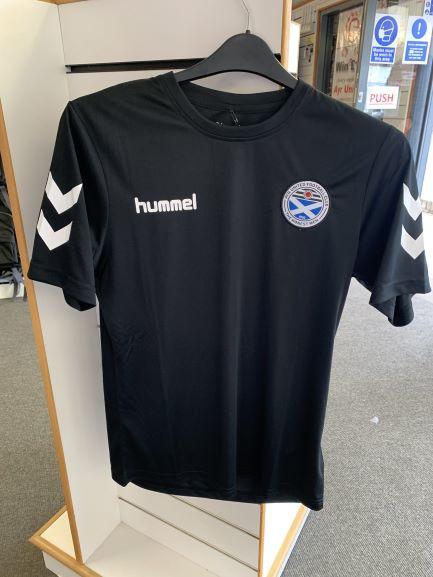 Hummel Core Jersey – Black (Large)