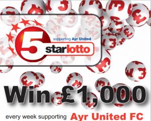 Lottery members weekly payments (8 weeks)