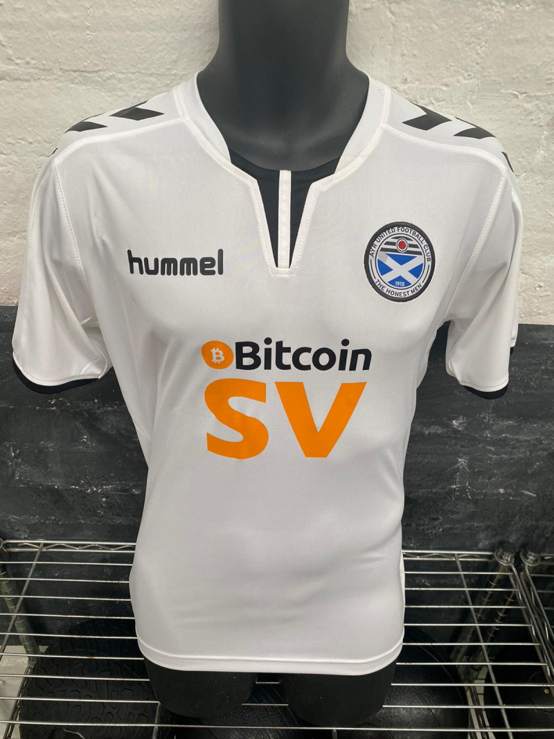 Replica Home Top 2020/21 Youth (Size: 164-176)