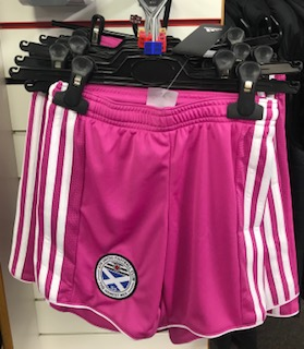 Replica Pink Shorts  (Size 9/10)