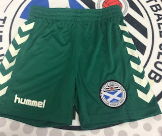 Youth Away Shorts  (Size 10-12)